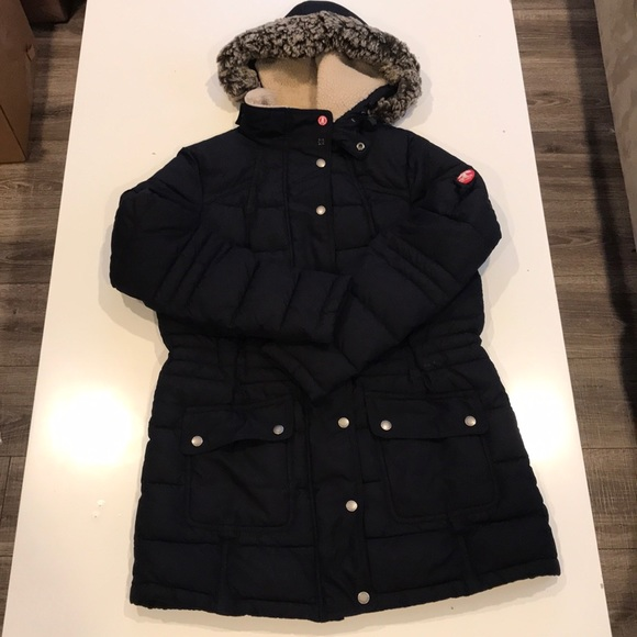Barbour Jackets & Blazers - Barbour Down Puffer Coat (Size 10)